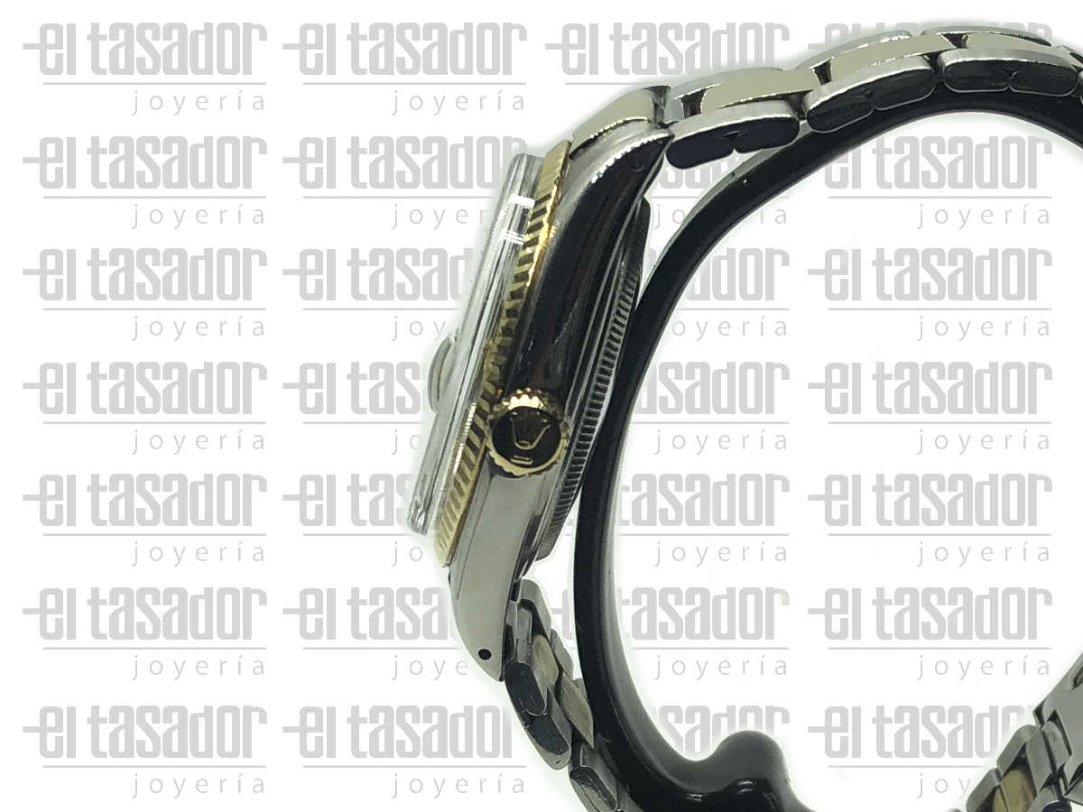 Reloj Rolex Oyster Perpetual Date Just - El Tasador | Venta de Joyas
