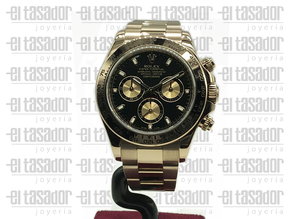 Reloj Rolex Oyster Perpetual Daytona - El Tasador | Venta de Joyas