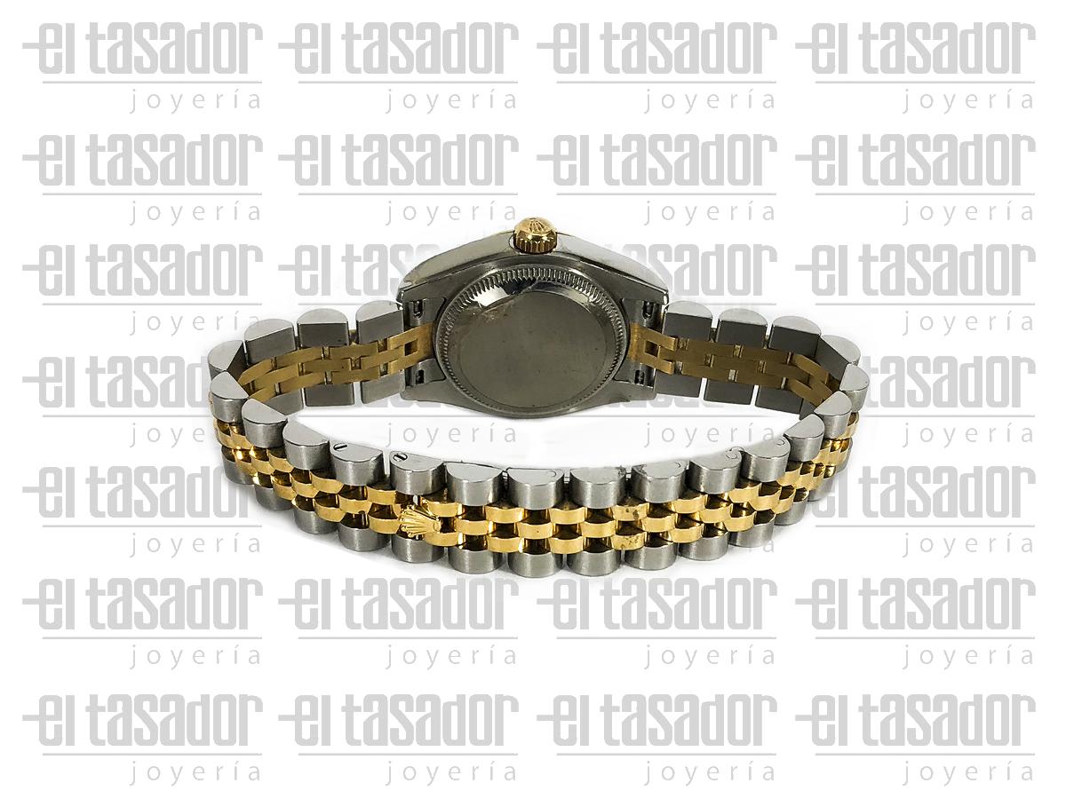 Reloj Rolex Oyster Perpetual Date Just Dama - El Tasador | Venta de Joyas
