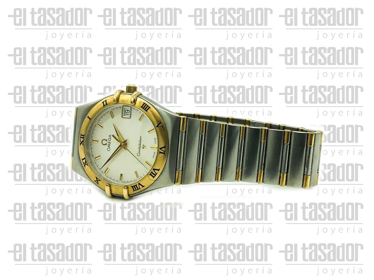 Reloj Omega Constellation de Caballero - El Tasador | Venta de Joyas