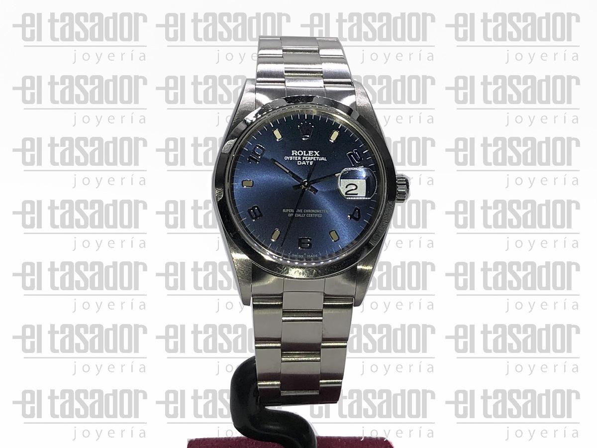 Reloj Rolex Oyster Perpetual Date - El Tasador | Venta de Joyas