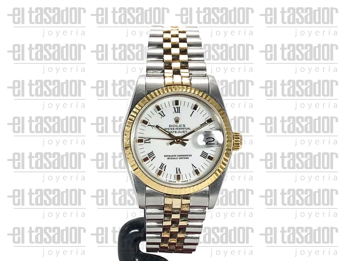 Rolex Oyster Perpetual Date Just Junior - El Tasador | Venta de Joyas